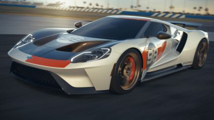 2021 Ford GT Heritage edition 2