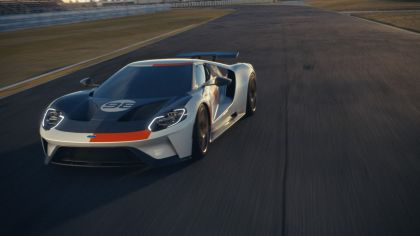 2021 Ford GT Heritage edition 3