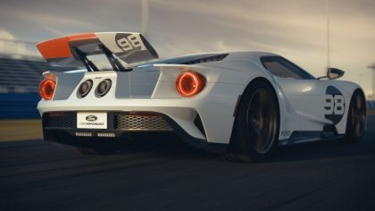 2021 Ford GT Heritage edition 4