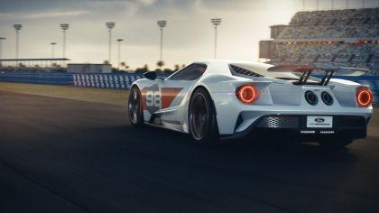 2021 Ford GT Heritage edition 5