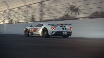 2021 Ford GT Heritage edition 6