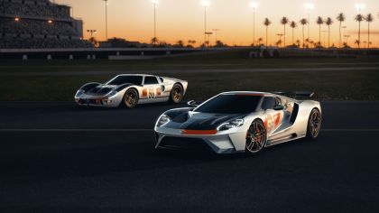 2021 Ford GT Heritage edition 9