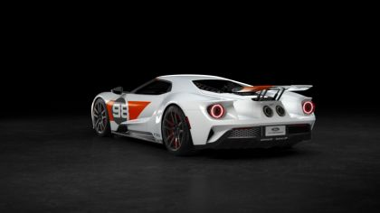 2021 Ford GT Heritage edition 14