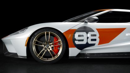2021 Ford GT Heritage edition 15