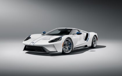 2021 Ford GT Heritage edition 21