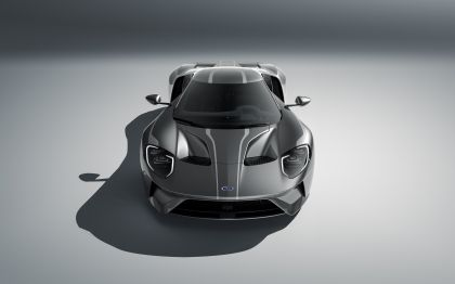 2021 Ford GT Heritage edition 25