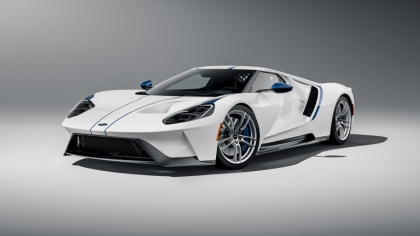 2021 Ford GT Heritage edition 7