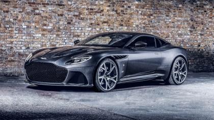 2021 Aston Martin DBS Superleggera 007 Edition 4