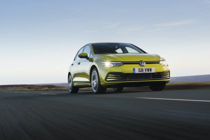 2020 Volkswagen Golf ( VIII ) Style - UK version 12