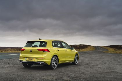 2020 Volkswagen Golf ( VIII ) Style - UK version 45