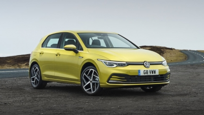 2020 Volkswagen Golf ( VIII ) Style - UK version 8