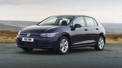 2020 Volkswagen Golf ( VIII ) Life - UK version 7