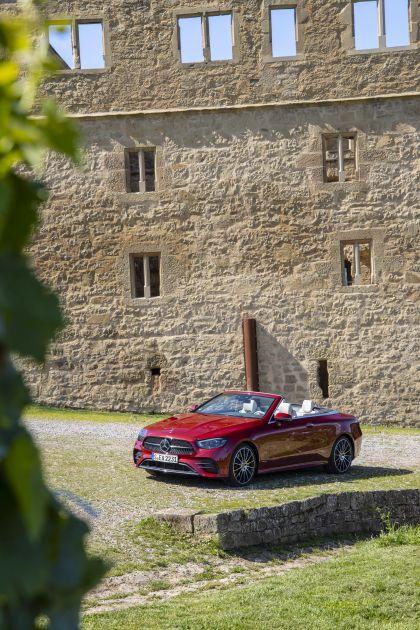 2021 Mercedes-Benz E 450 4Matic cabriolet 10