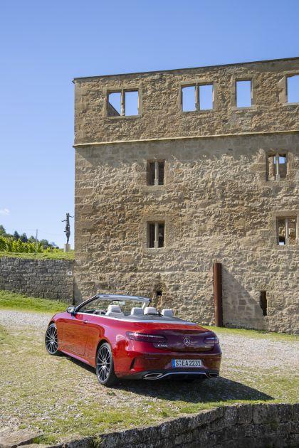 2021 Mercedes-Benz E 450 4Matic cabriolet 11