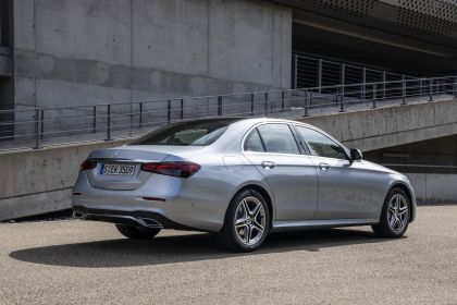 2021 Mercedes-Benz E 350 3