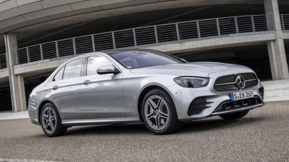 2021 Mercedes-Benz E 350 2