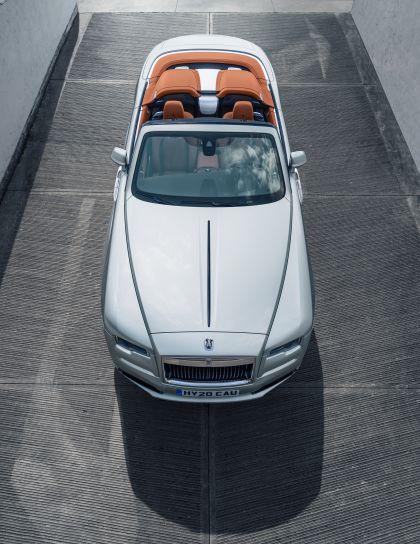 2020 Rolls-Royce Dawn Silver Bullet 7