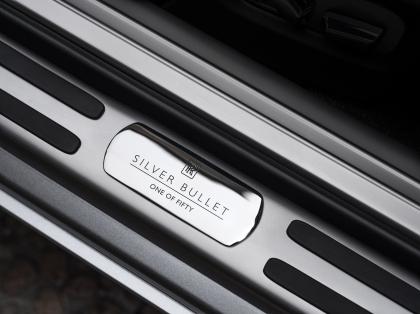 2020 Rolls-Royce Dawn Silver Bullet 10