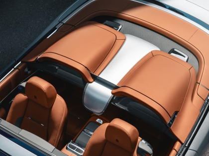 2020 Rolls-Royce Dawn Silver Bullet 11
