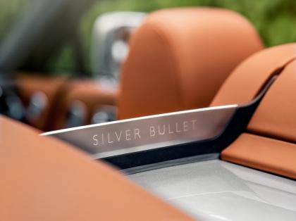 2020 Rolls-Royce Dawn Silver Bullet 14