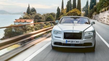 2020 Rolls-Royce Dawn Silver Bullet 6