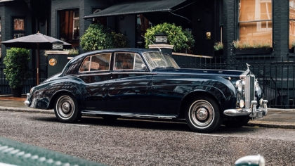 2020 Rolls-Royce Silver Cloud by Lunaz 8