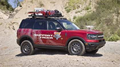 2020 Ford Bronco Sport Off-Roadeo Adventure Patrol 1