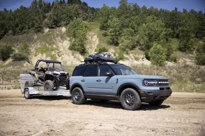 2020 Ford Bronco Sport TOW RZR 1