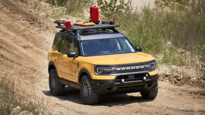 2020 Ford Bronco Sport Trail Rig 7