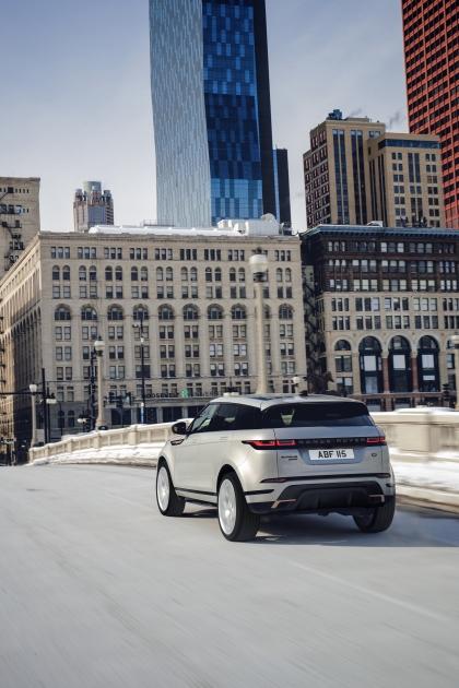 2020 Land Rover Range Rover Evoque Autobiography 3