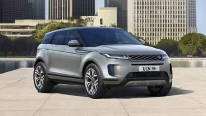 2020 Land Rover Range Rover Evoque Autobiography 2