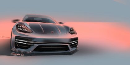2021 Porsche Panamera Turbo S 11