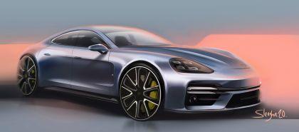 2021 Porsche Panamera Turbo S 13