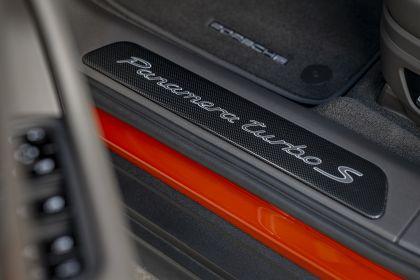 2021 Porsche Panamera Turbo S 107