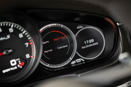 2021 Porsche Panamera Turbo S 113