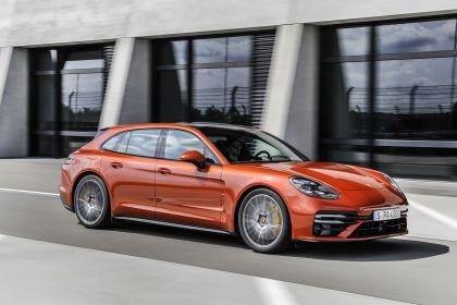 2021 Porsche Panamera Turbo S Sport Turismo 1