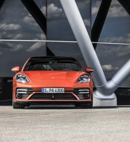 2021 Porsche Panamera Turbo S Sport Turismo 3