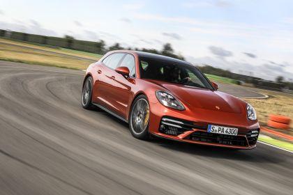 2021 Porsche Panamera Turbo S Sport Turismo 7