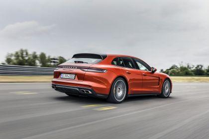 2021 Porsche Panamera Turbo S Sport Turismo 8