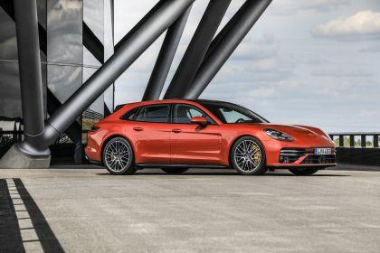 2021 Porsche Panamera Turbo S Sport Turismo 10