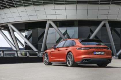 2021 Porsche Panamera Turbo S Sport Turismo 13