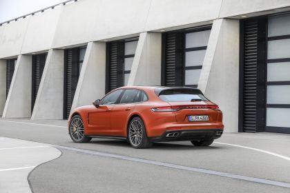 2021 Porsche Panamera Turbo S Sport Turismo 15