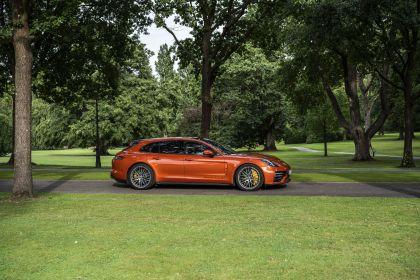 2021 Porsche Panamera Turbo S Sport Turismo 19