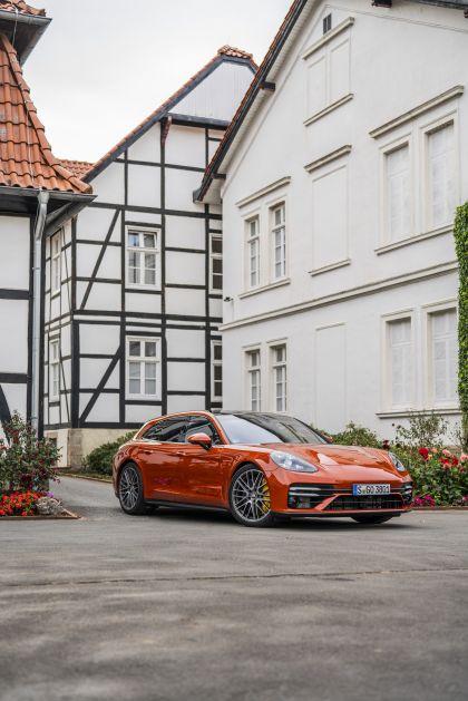 2021 Porsche Panamera Turbo S Sport Turismo 20
