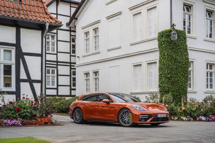 2021 Porsche Panamera Turbo S Sport Turismo 21