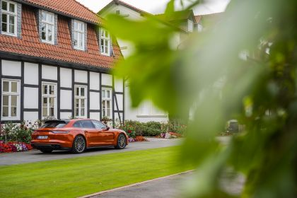 2021 Porsche Panamera Turbo S Sport Turismo 26