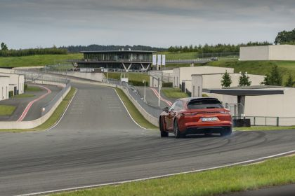 2021 Porsche Panamera Turbo S Sport Turismo 30
