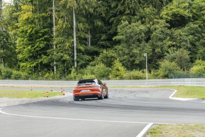 2021 Porsche Panamera Turbo S Sport Turismo 32
