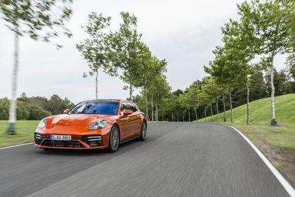 2021 Porsche Panamera Turbo S Sport Turismo 34