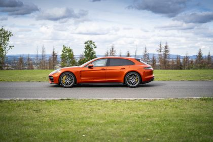 2021 Porsche Panamera Turbo S Sport Turismo 40